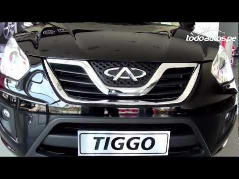 Chery Tiggo Black 2013 en Perú I Video en Full HD I Presentado por Todoautos.pe