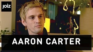 "Aaron Carter: ""Nick and I would be nowhere without our parents"" (3/5)"