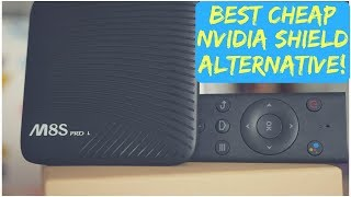 MeCool M8S Pro L Android TV Review - The Best Cheap Nvidia Shield Alternative