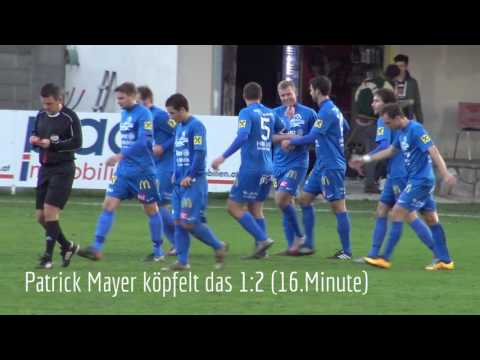 Siegendorf - Wallern 2:4
