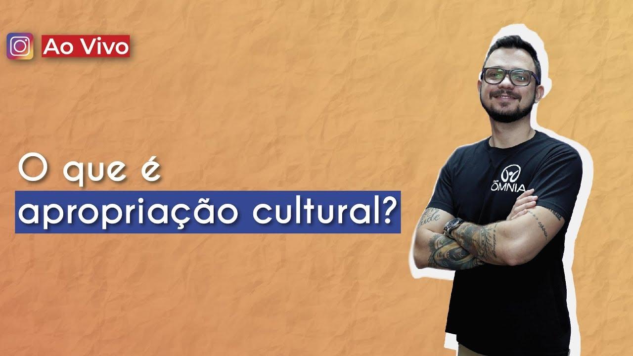 O que é apropriação cultural?
