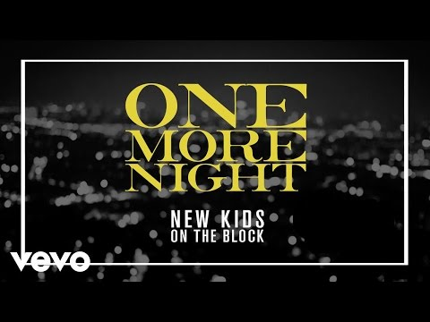 One More Night - New Kids on the Block  (Video)