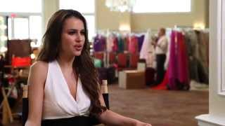 Camilla Hansson Sweden Miss Universe 2014 Official Interview