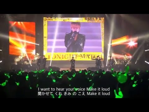 [ENG] B.A.P- Punch Live(Rock version)