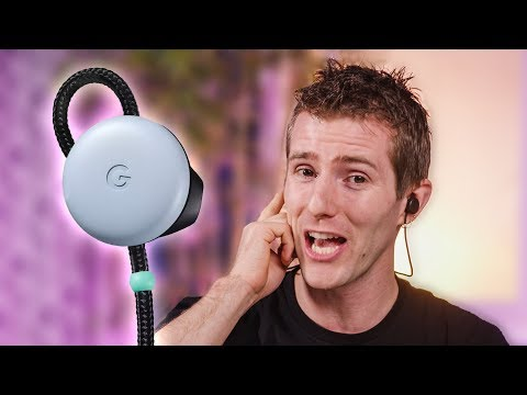 AirPods Killer or Total Flop? - Google Pixel Buds Review