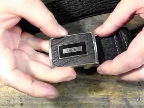 Gürtelschnalle defekt Automatische Schnall Video 1085