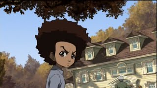 The Boondocks Soundtrack - Thank You For Not Snitching (Original song)