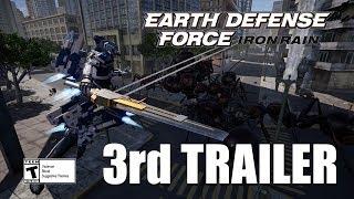 videó Earth Defense Force: Iron Rain