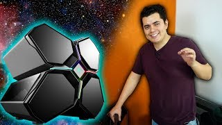 ¡Me llego mi nuevo gabinete de otro mundo! | Quadstellar - Proto Hw & Tec | Kholo.pk