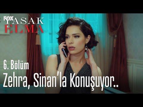 Zehra, Sinan'la konuşuyor.. - Yasak Elma 6. Bölüm