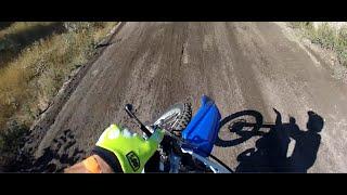 YZ250 2 Stroke 2015 Ride day
