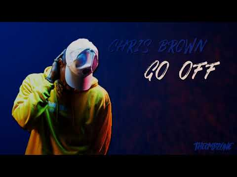 Chris Brown - Go Off (Official Audio) - CDQ