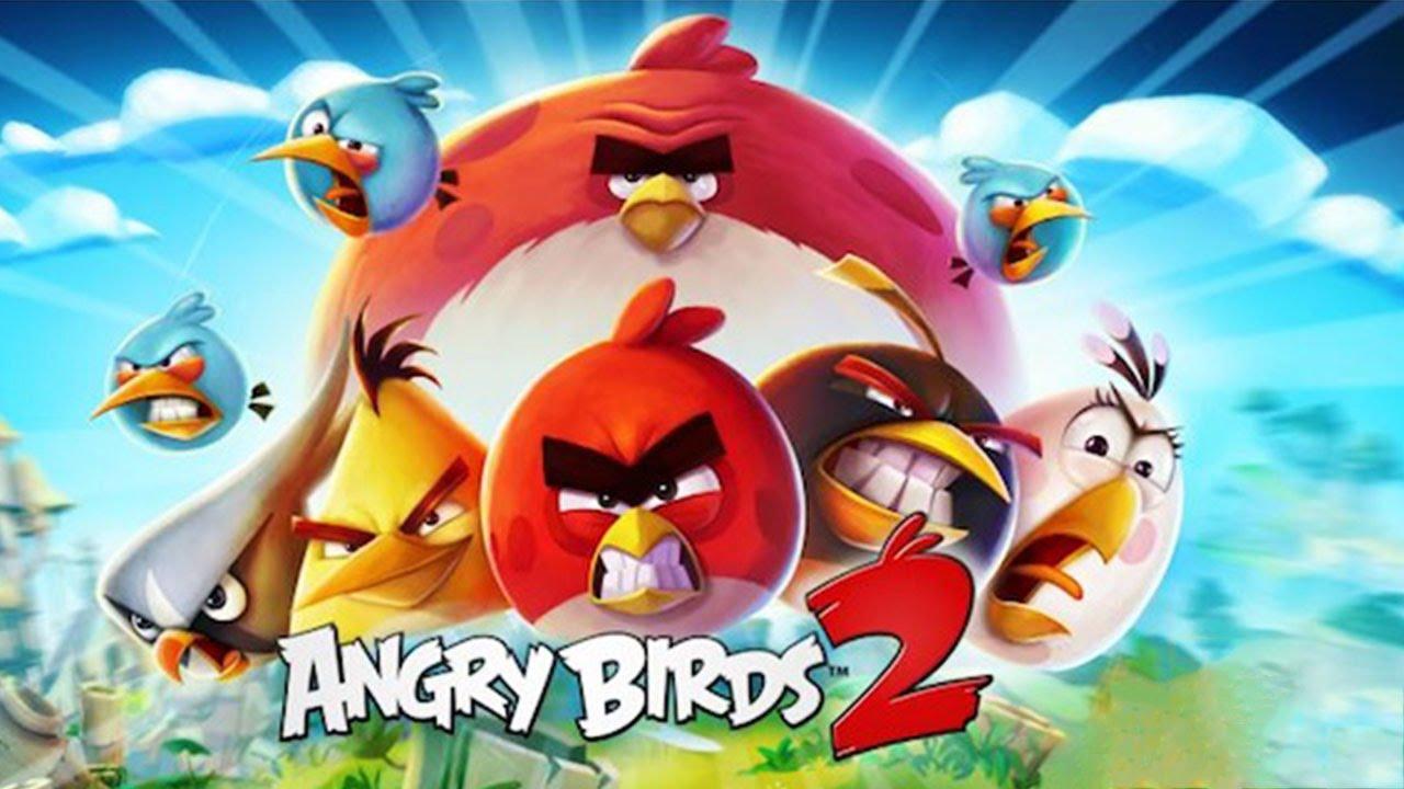 ANGRY BIRDS 2 Trailer #VideoJuegos #Consolas