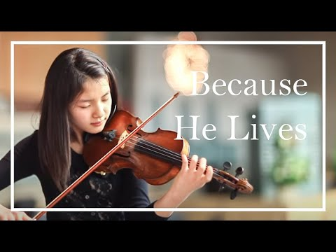 Download Because He Lives 살아 계신주 - Jennifer Jeon 제니퍼 전(영은) HD Mp4 3GP Video and MP3