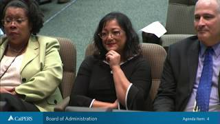 Board of Administration - Part 1 on December 18, 2019