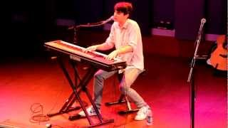 Teddy Geiger - Night Air LIVE