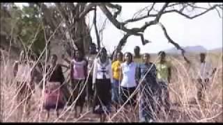 Kenya sings India's National Anthem