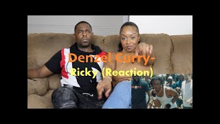 He's In His BAG‼️ Denzel Curry  Ricky Official Video ReactionReview