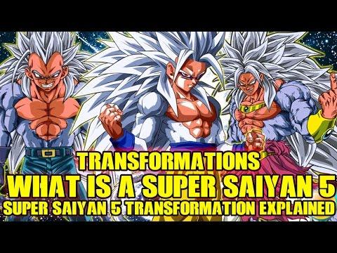 What Is A Super Saiyan 5? - Super Saiyan 5 Transformation Explained