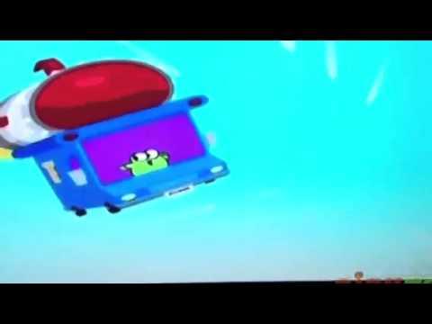 (Breadwinners) Jelly is driving the rocket van