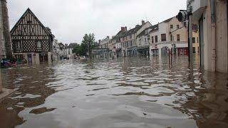 Inondations : 9 millions d'emplois exposés aux débordements des cours d'eau en France - RTL - RTL