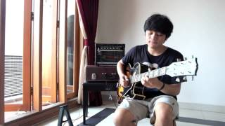 Calvin Jeremy Plays There Will Never Be Another You (Chet Baker Transcription)