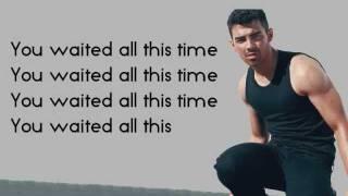 Joe Jonas All This Time Lyrics