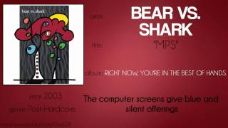 Bear vs. Shark - MPS (synced lyrics)
