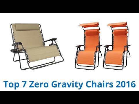 Video 7 Best Zero Gravity Chairs 2016