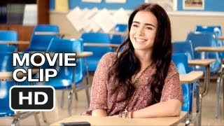 Gambar cover The English Teacher Movie CLIP - About Jason (2013) - Lily Collins, Julianne Moore Movie HD