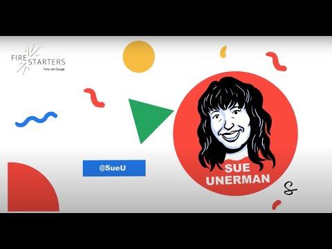 Google Firestarters Episode 3: Sue Unerman