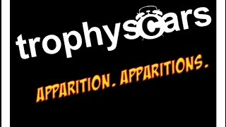 Trophy Scars - Apparition. Apparitions. (Music Video)