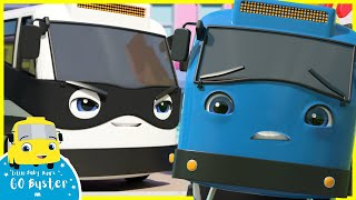 Buster and Friends Stand Up to Bandit the Bully | Go Buster | Baby Cartoons