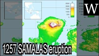 1257 SAMALAS eruption - WikiVidi Documentary