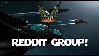 Elite:Dangerous Reddit Private In-Game Group/Server!