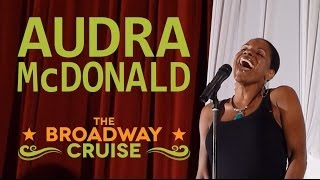 "Audra McDonald sings ""Hurry! It's Lovely Up Here"" from On A Clear Day You Can See Forever"