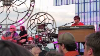 Black and White - String Cheese Incident - The Backyard, Austin, TX - HD