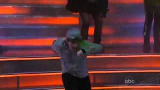 Ryan Phuong on Dancing with the Stars- This is Halloween 2011