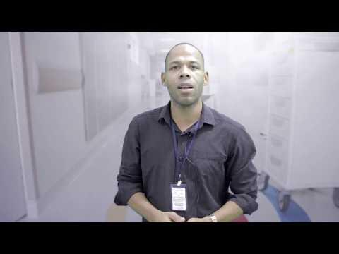 CETEM - Depoimento aluno Lee Johnson