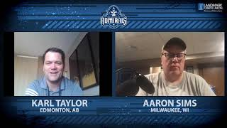 [MIL] Inside the NHL Bubble with Karl Taylor