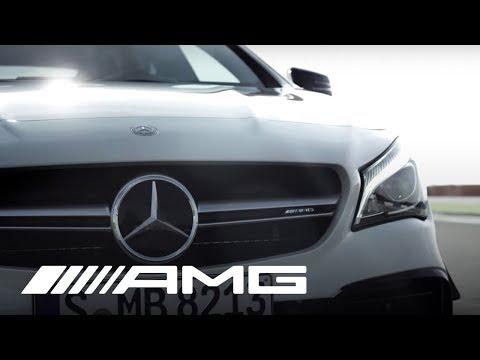 Mercedesbenz Cla Class Coupe Купе класса C - рекламное видео 4