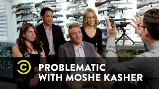 Problematic with Moshe Kasher - The Pink Pistols on Coming Out as a Gun Owner