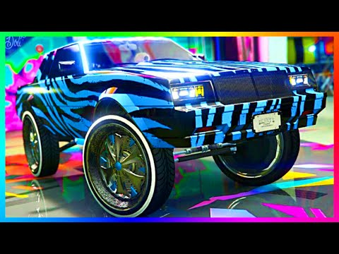 GTA 5 DLC NEW VEHICLES! - Slamvan Custom, Faction Donk & Faction ULTIMATE CUSTOMIZATION GUIDE!