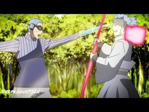 Гаара и Чоджуро против Урашики Ооцуцуки