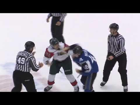 Riley Bezeau vs. Zachary L'Heureux