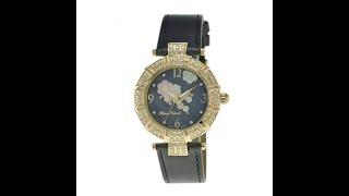 Видео обзор женских наручных часов Alberto Kavalli 005989.D