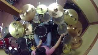 Avenged Sevenfold - Second Heartbeat - Drum Cover by Collin Rayner