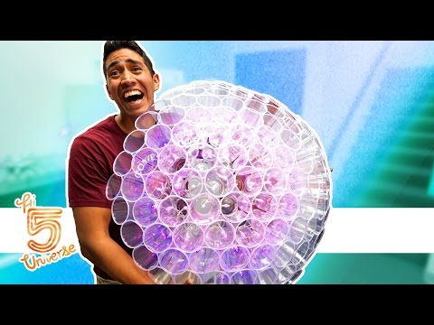 DIY Christmas Light Globe!