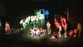 KeKeÇa - EEYO (Eskişehir İşitme Engelliler Entegre Yüksekokulu, Herkes Hırsız mı? Müzikali, İstanbul turnesi, 2010)