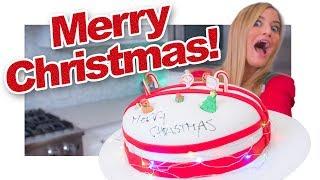 🎄 Merry Christmas Cake!